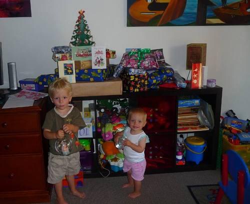 Christmas Stack 2008